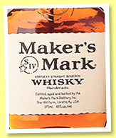 Maker's Mark (45%, OB, Kentucky Straight Bourbon, +/-1995)