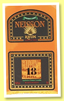 Neisson 18 yo 1994/2012 (43.6%, OB, Martinique, agricole, single cask, 1000 bottles)