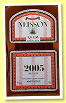 Neisson 2005/2014 (43%, OB, Martinique, agricole)