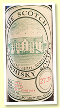 Springbank 1965/1994 (53.8%, Scotch Malt Whisky Society, #27.28)