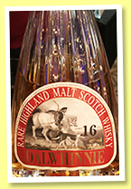 Dalwhinnie 16 yo (40%, Sestante, decanter, +/-1986)
