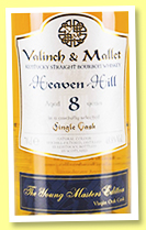 Heaven Hill 8 yo (48.8%, Valinch & Mallet, Kentucky Straight Bourbon, 2016)