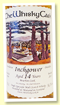 Inchgower 14 yo 1999/2013 (56.1%, The Whisky Cask, Bourbon)