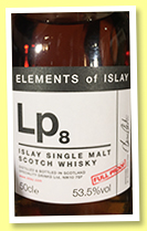 Lp8 1998/2017 (53.5%, Specialty Drinks, Elements of Islay)