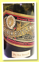Black Bottle (no ABV stated, OB, blend, +/-1947)