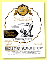 Glenburgie 22 yo 1995/2018 (56.7%, The Whisky Embassy Bonn, Reifferscheid, hogshead, cask #6520)