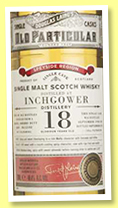 Inchgower 18 yo 1998/2017 (48.4%, Douglas Laing, Old Particular, sherry butt, cask #12102, 363 bottles)