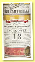 Inchgower 18 yo 1999/2018 (48.4%, Douglas Laing, Old Particular, sherry butt, cask #12361, 591 bottles)