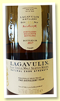 Lagavulin Distillery Exclusive Bottling (54.1%, OB, 2017, 7500 bottles)
