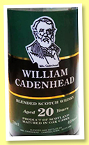 William Cadenhead Blend 20 yo (46%, Cadenhead, blend, butt, batch 2, 2019)