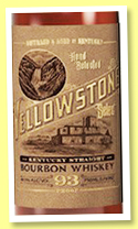 Yellowstone Select (46.5%, OB, USA, Kentucky Straight Bourbon, +/-2018)