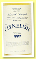 Clynelish 1990/1998 (59%, Samaroli, barrels, casks #1015+1016, 492 bottles)