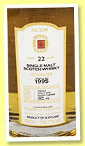 Clynelish 22 yo 1995/2018 (54.1%, Murray McDavid, Mission Gold for SCSM China, bourbon hogshead, cask #10186, 194 bottles)