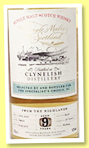 Clynelish 9 yo 2010/2019 (50%, The Single Malts of Scotland for The Specialist Choice NL, cask #700029, 297 bottles)
