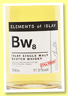 Bw8 (51.2%, Elixir Distillers, Elements of Islay, 2020)