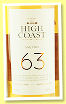 High Coast 'Project 63' (63%, OB, Sweden, 2020)