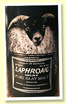 Laphroaig 28 yo 1989 (90 proof / 51.4%, Private bottling for Club Qing and friends)