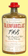 Glenfarclas 1968/2000 (54.2%, OB, Old stock reserve, ceramic, cask #684, 208 bottles)