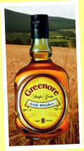 Greenore 8yo (40%, OB, single grain)