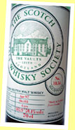 Bunnahabhain 6yo 1997/2003 (59.4%, Scotch Malt Whisky Society, 10.56)