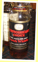 Talisker 21yo 1952 (43%, G&M Connoisseur's Choice black label, for Pinerolo)