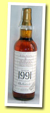 Aultmore 1991/2005 (46%, Wilson & Morgan, sherry wood)