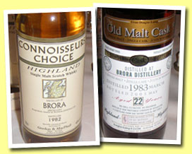 Brora 1982/2002 (40%, G&M Connoisseur's Choice)