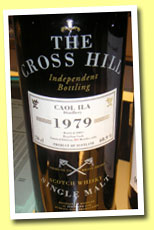 Caol Ila 1979/2005 (60.9%, The Cross Hill, Jack Wieber's, 204 bottles)