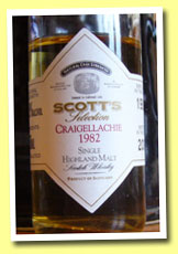 Craigellachie 1982/2000 (61.9%, Scott's Selection)