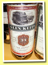 Glen Keith 33yo 1971/2005 (51.9%, Jack Wieber's Old Train Line)