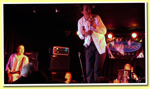 JOHN OTWAY AND THE BIG BAND