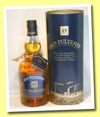Old Pulteney 17yo (46%, OB, 2005 bottling)