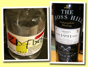 ZDFbeg 1998/2005 (55.5%, Whisky Kanzler, Glenfarclas finish, 50cl)