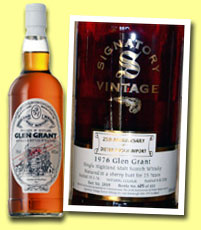 Glen Grant 1956/2005 (46%, Gordon & MacPhail for 50th anniversary La Maison du Whisky, cask #2786, 108 bottles)