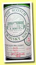 Bowmore 11yo 1992/2004 (61.2%, Scotch Malt Whisky Society 3.92, 624 bottles)