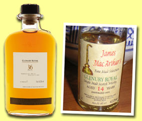 Glenury Royal 36yo 1968/2005 (51.2%, OB, 2100 bottles)
