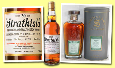 Strathisla 30yo (46%, Gordon & MacPhail for La Maison du Whisky, bottled 2005)