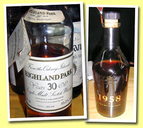 Highland Park 30yo 1955/1985 (53.2%, OB for Intertrade, 216 bottles)