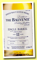 Balvenie 12 yo 'Single Barrel' (47.8%, OB, cask #12715, 2013)