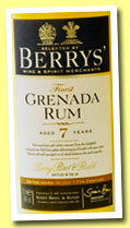 Grenada 7 yo (46%, Berry Bros. & Rudd, +/-2013)