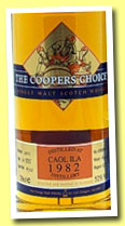 Caol Ila 30 yo 1982/2013 (52%, Coopers Choice for The Limburg Whisky Fair, hogshead, cask #4721, 275 bottles)
