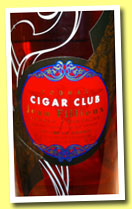 Jean Fillioux 'Cigar Club' (40%, OB, +/-2012)