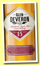 Glen Deveron 15 yo (40%, OB, +/-2013)
