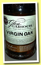 Glen Garioch 'Virgin Oak' (48%, OB, 2013)