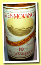 Glenmorangie 10 yo 1981/1992 'Natural Strength' (59.2%, OB, cask #946)