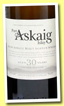 Port Askaig 30 yo (51.1%, Specialty Drinks, 2013)