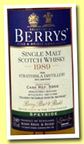 Strathisla 23 yo 1989/2013 (58.1%, Berry Bros & Rudd, Switzerland, cask #5966)