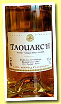 Taouarc'h (48.5%, OB, France, Brittany, visitor centre exclusive, 224 bottles, 2013)
