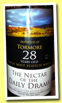 Tormore 28 yo 1984/2013 (52.5%, The Nectar of the Daily Drams)