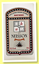 Le Rhum par Neisson (52,5%, OB, Martinique, +/-2015)